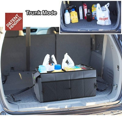 Drive Auto Products Car Trunk Storage Organizer