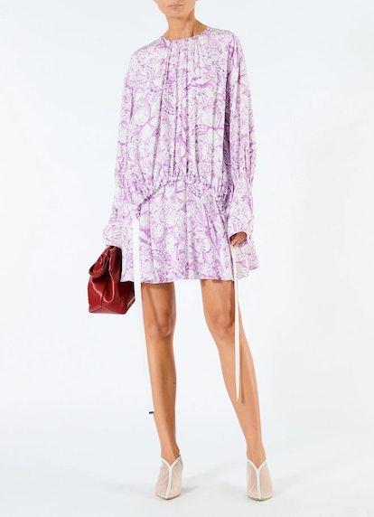 Isa Toile Short Shirt Dress