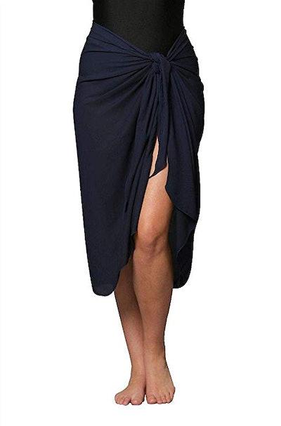 Sassy Sarongs Wrinkle-Resistant Wrap
