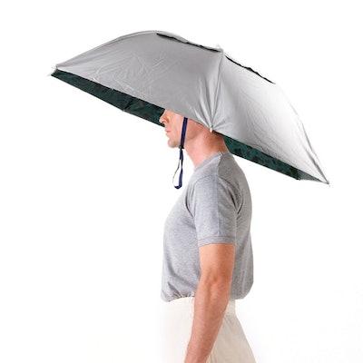 Luwint Folding Umbrella Hat