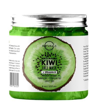O Naturals Kiwi Face Mask