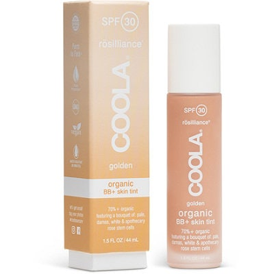 COOLA Organic Face SPF 30 Rosilliance BB+ Cream