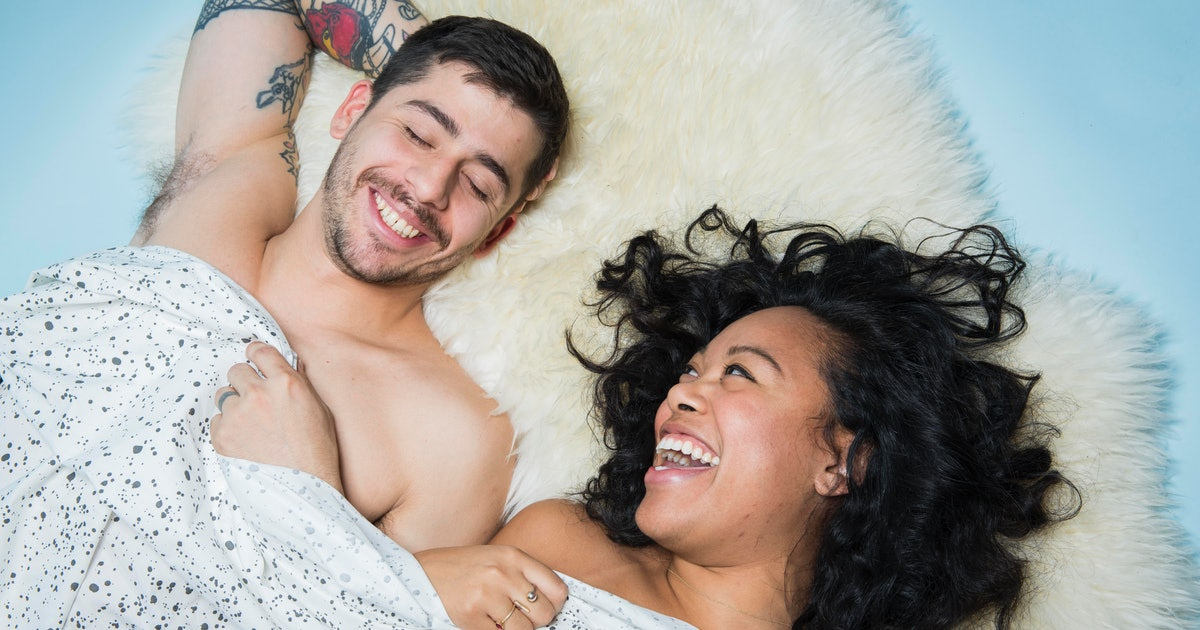 How To Have Sex For The First Time With A Partner, Especially If You've Been Building It Up