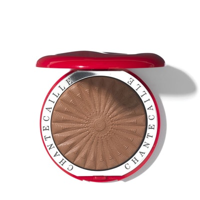 Limited Edition Real Bronze Gel-Powder Bronzer Compact