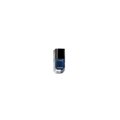 Le Vernis Longwear Nail Colour in Radiant Blue