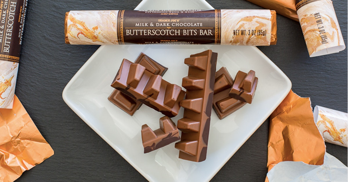 6 New Trader Joe's Chocolate Products You Need To Try, Stat