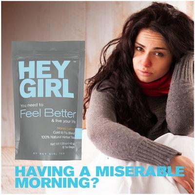 Hey Girl Tea Immune System Booster