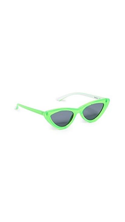 Le Specs x Adam Selman The Last Sunglasses