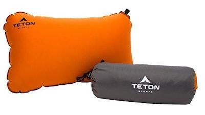 Teton Sports ComfortLite Self-Inflating Pillow