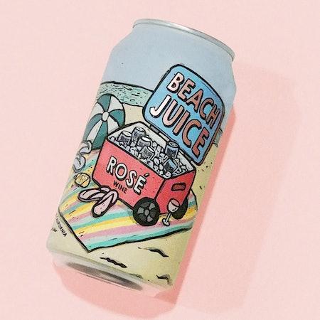 Beach Juice Rosé Can