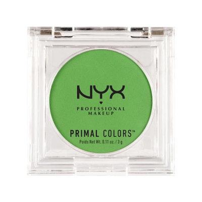 Primal Colors in Hot Green