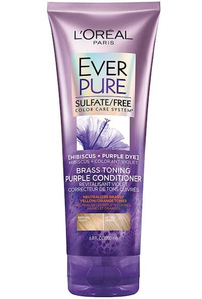 L'Oréal Paris Brass Toning Purple Shampoo
