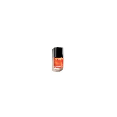 Le Vernis Longwear Nail Colour in Radiant Arancio