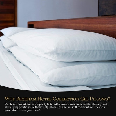 Beckham Hotel Collection Gel Pillows (2 Pack)