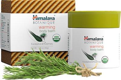 HImalaya Organic Warming Body Balm