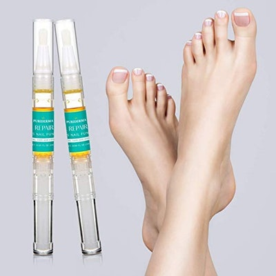 Puriderma Nail Fungus Treatment