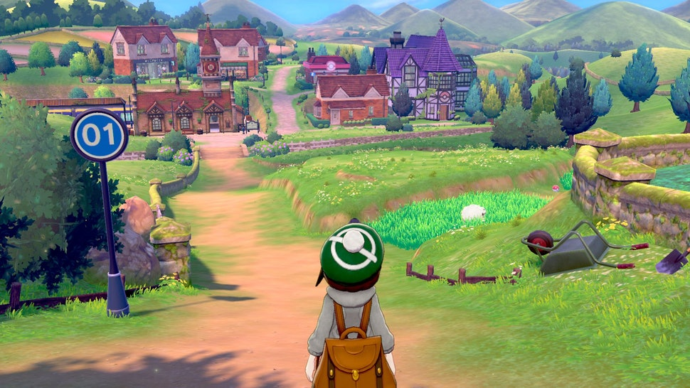 What To Expect From Pokemon Sword Shield If You Re New To The