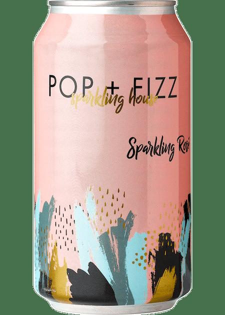 Pop + Fizz Sparkling Rosé Can
