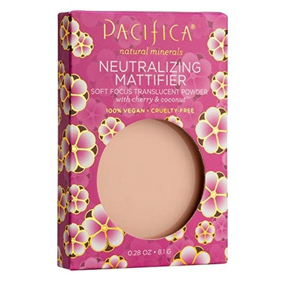 Pacifica Cherry Mattifying Powder