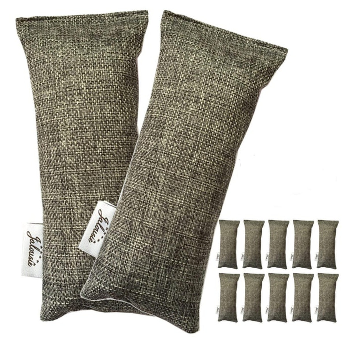 Jalousie Mini Bamboo Charcoal Bags (12 Pack)