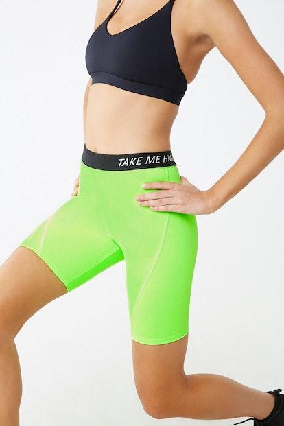 Active Biker Shorts