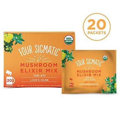 Four Sigmatic Mushroom Elixir Mix