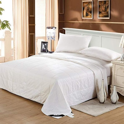Lilysilk Silk Comforter With Natural Mulberry Silk Filling And Cover