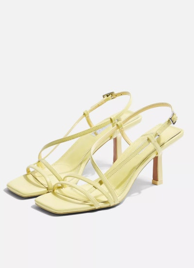 Strippy Sandals