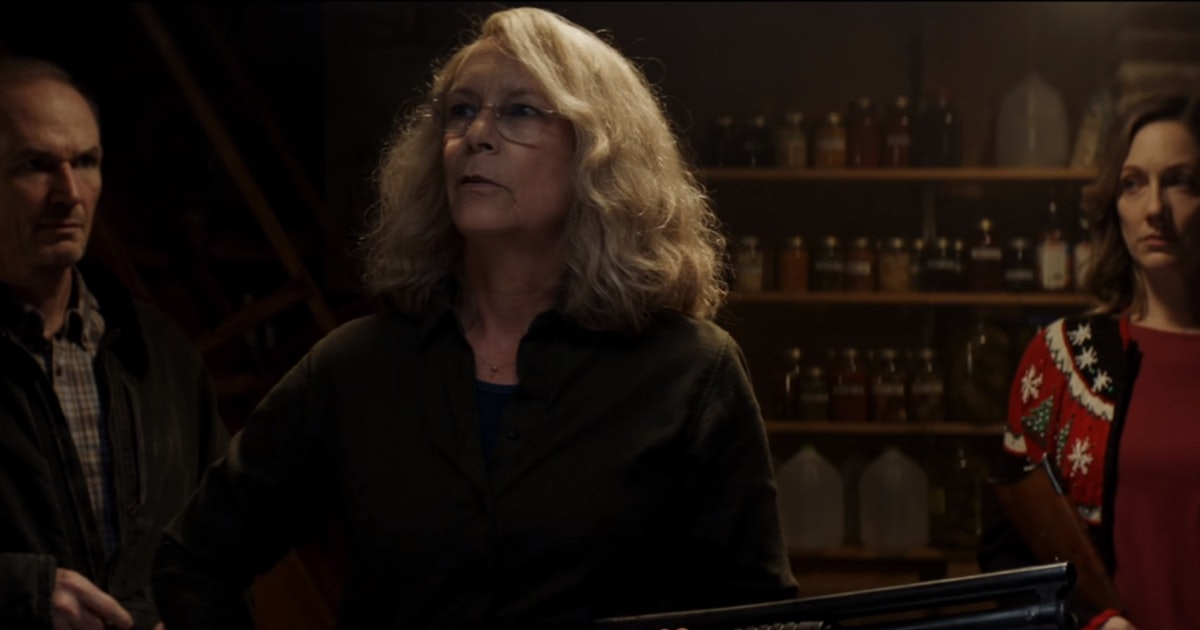 Jamie Lee Curtis' 'Halloween' Return Announcement Teased More Laurie & Michael Myers Showdowns — VIDEO