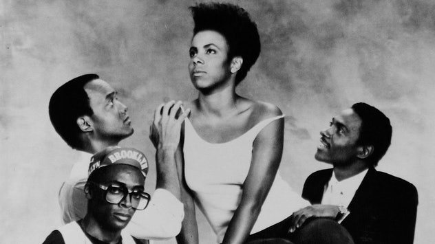 Spike Lee plays  one of three men who compete for the attention of Nola in She's Gotta Have It here.