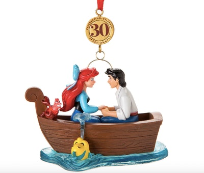 The Little Mermaid Legacy Sketchbook Ornament - Limited Release