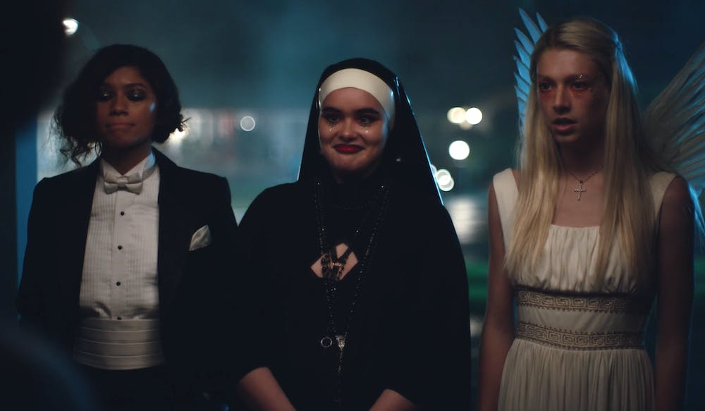 Every Halloween Costume On Euphoria Other Pop Culture References You Might Have Missed