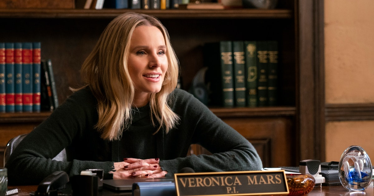 How To Watch 'Veronica Mars' Season 4 In The UK, Because The Much-Loved Detective Is Back