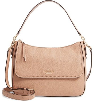 Kate Spade New York Jackson Street - Colette Leather Satchel