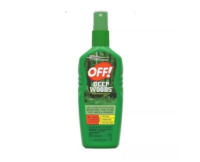 Off! Deep Woods Spritz