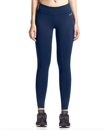 Baleaf Ankle Legging With Non See-Through Fabric