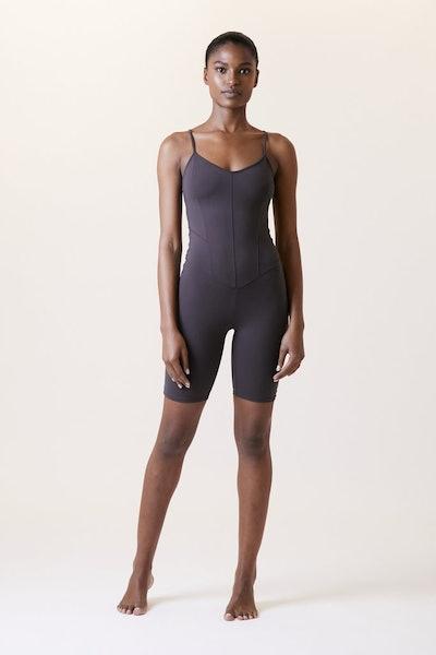 Corset Bodysuit Short