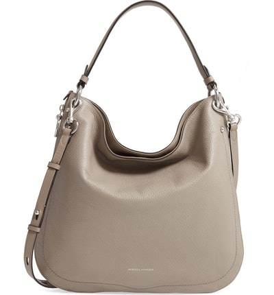 Rebecca Minkoff Jody Convertible Leather Hobo Bag
