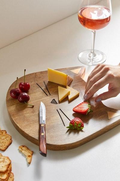 Cat Cheese Board