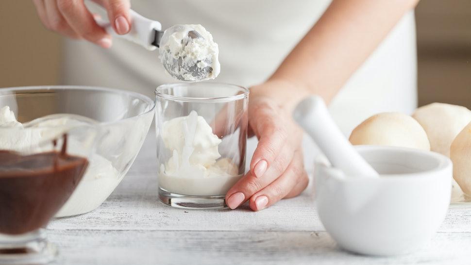 Hand Crank Ice Cream