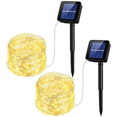 Mpow Solar String Lights (2-Pack)