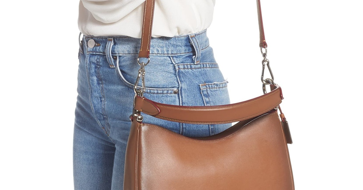 Nordstrom's 2019 Anniversary Sale Fashion Deals Include Classic Bags From Coach, Tory Burch, & More