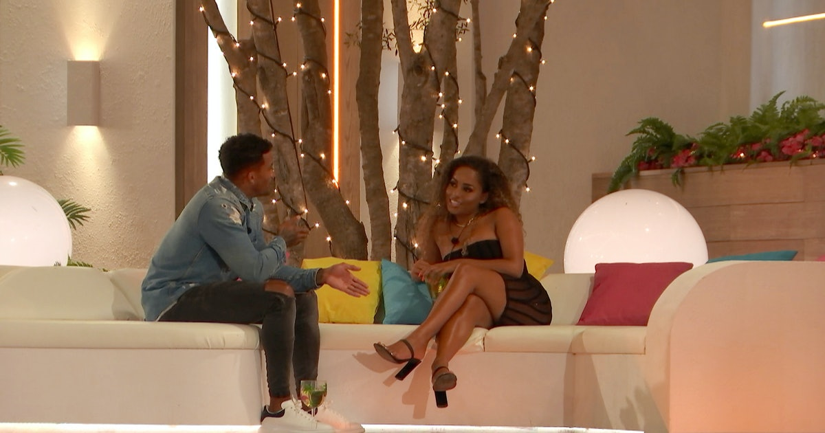 "Michael Apologised For ""Gaslighting"" Amber On 'Love Island' & It's About Time"