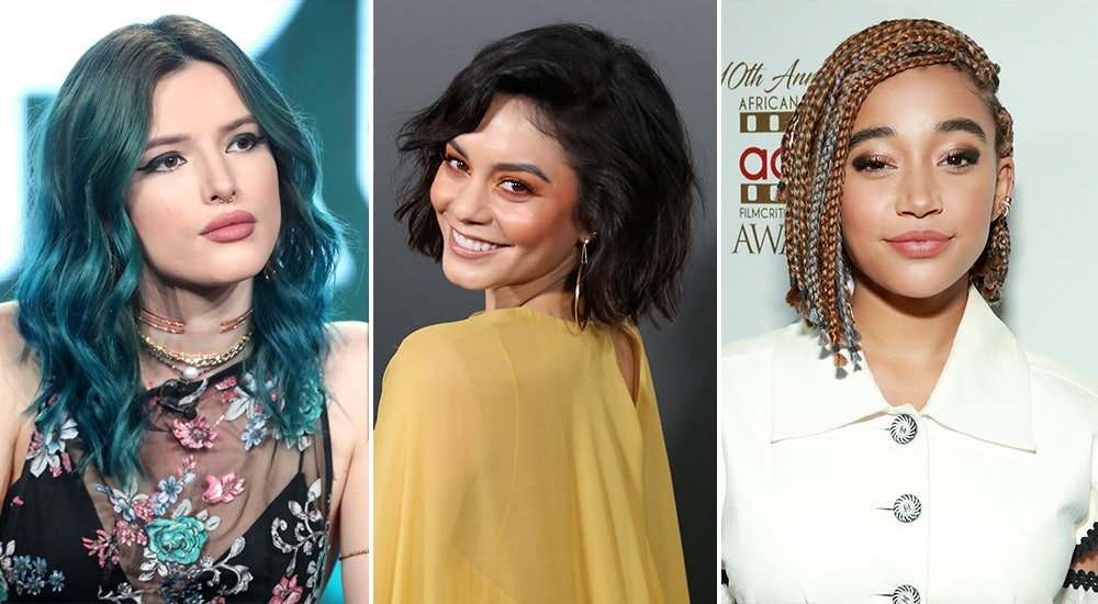 These Fall 2019 Haircut Trends All Revolve Around One Look
