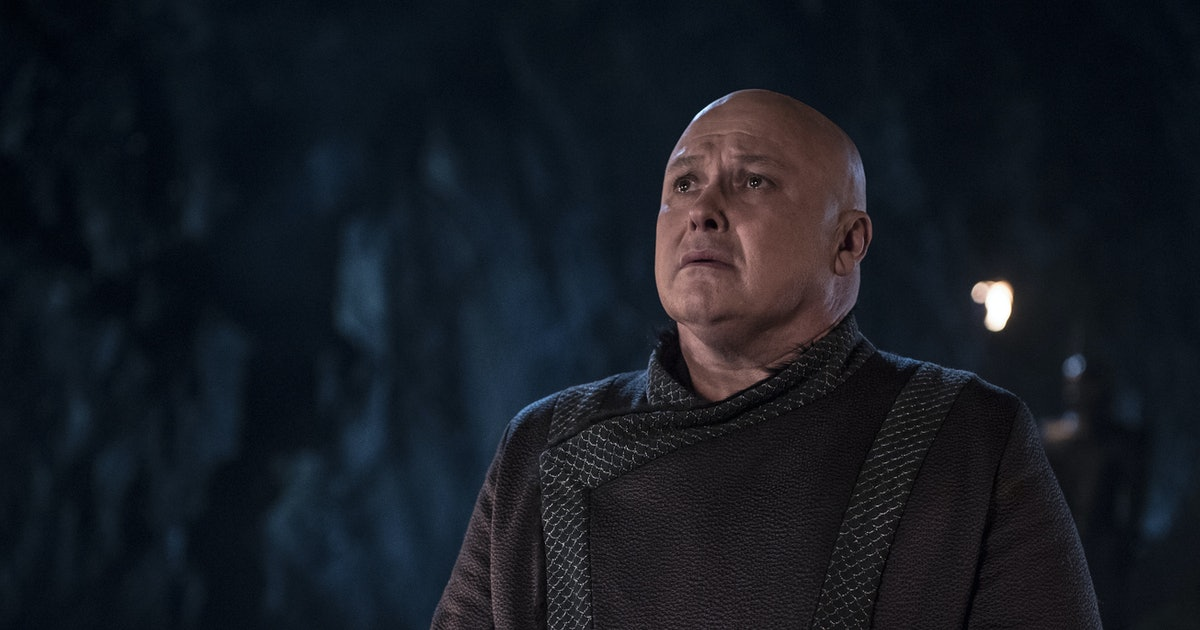 This 'Game Of Thrones' Theory About Varys Was Just Confirmed By Actor Conleth Hill
