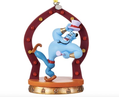 Genie Sketchbook Ornament - Aladdin