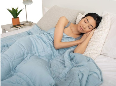 Pine & River Cooling Weighted Blanket