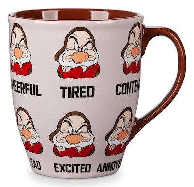 Grumpy Mug - Snow White and the Seven Dwarfs