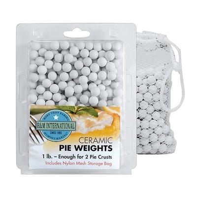 R&M International Ceramic Pie Weights