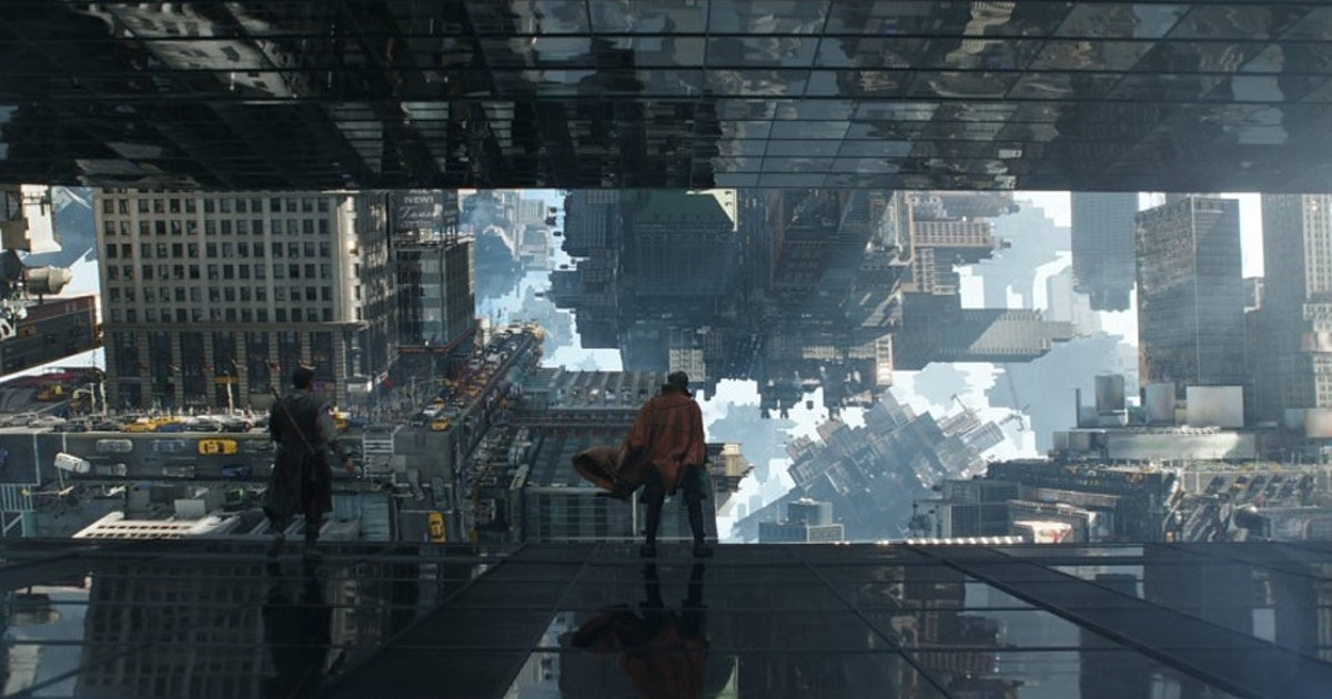 """What's The """"Multiverse Of Madness""""? The 'Doctor Strange 2' Title Hints At The MCU's Future"""